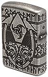 Zippo Odin-Limited Edition 1000 pieces-29525-Special Collection 2017 Sturmfeuerzeug, Chrom, Silber, 6 x 4 x 2 cm