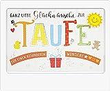 Taufkarte Geldgeschenkkarte Zur Taufe DEP - 2239-039