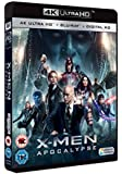 X-Men: Apocalypse [4K Ultra HD Blu-ray + Digital Copy + UV Copy]