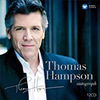 Thomas Hampson – Autograph