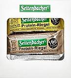 Seitenbacher Probierbox mit je 6 Proteinriegeln, 2er Pack (2 x 360 g)