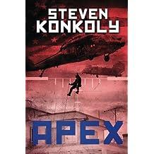 Black Flagged Apex by Steven Konkoly (2012-12-28)
