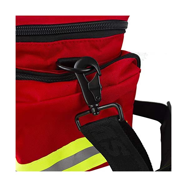 Bolsa Ligera para emergencias | roja | Elite bags 4