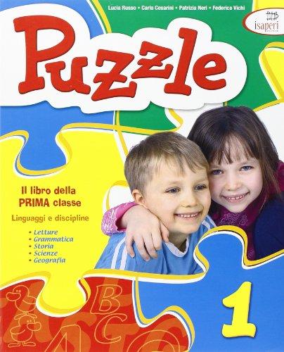 Puzzle. Per la 1 classe elementare. Con e-book