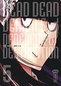 "Afficher ""Dead dead demon's dededede destruction n° 5<br /> Dead dead demon's dededede destruction t5"""
