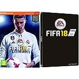 FIFA 18 + Steelbook Esclusiva Amazon - PC (Codice digitale nella confezione)