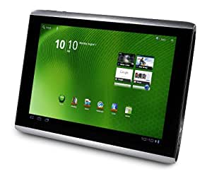 Acer Iconia Tab A500 Tablet, nVidia Tegra 250 Dual Core, RAM 1 Gb, Hard Disk 32 Gb eMMC, Android 3.0