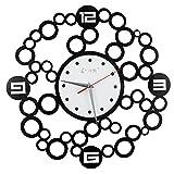 FLLO-reloj de pared de acrílico original de 16 pulgadas (sin alimentación)