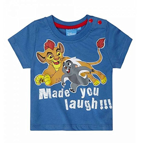 Disney König der Löwen Tshirt, blau, Gr. 62-92