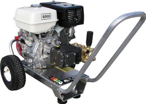 Druck Pro e4040ha Heavy Duty Professionelle 4.000PSI 4.0GPM Honda Gas Powered Hochdruckreiniger mit Ar Pumpe (Carb-konform) (Reifen-gas-pumpe)