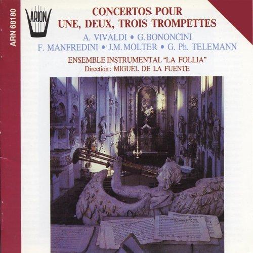 Konzerte für eine oder mehrere Trompeten