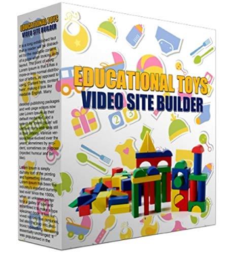 Como Descargar Desde Utorrent Educational Toys Video Site Builder: website building software Infantiles PDF