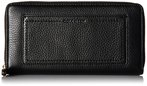 Cole Haan LORALIE CONTINENTAL Wallet, BLACK, One Size