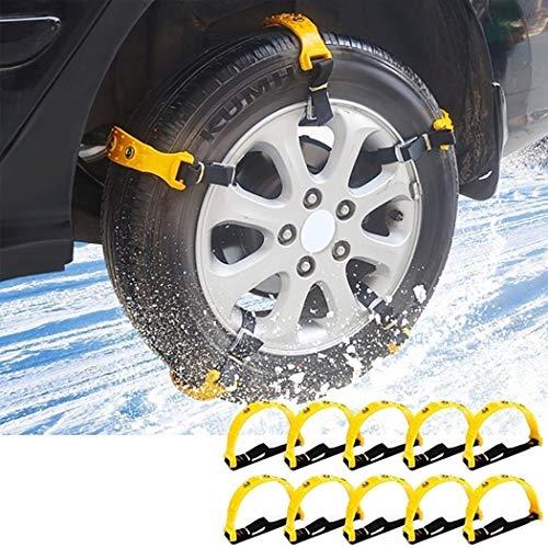 Catene da Neve per Pneumatici Antiscivolo auto