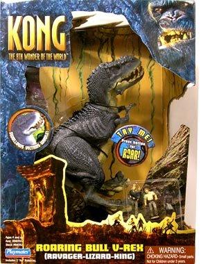 Sablon 66050-2 - King Kong De Luxe, Actionfigur Tyrannosaurus -
