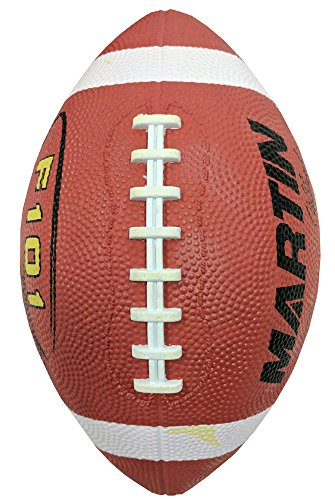 dick-martin-sports-football-officiel-masf101br-brown-rubber-nylon-blessure