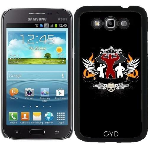 Custodia Samsung Galaxy Win GT-I8552 - Body Builder by Adamzworld