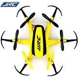 Yellow : JJRC H20H 2.4GHz 4CH 6 Axis Gyro Mini Hexacopter With Headless Mode Altitude Hold