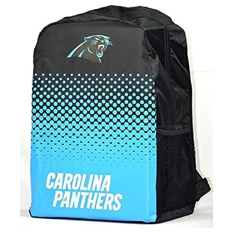 Forever Collectibles Carolina Panthers Fade NFL Sac à Dos