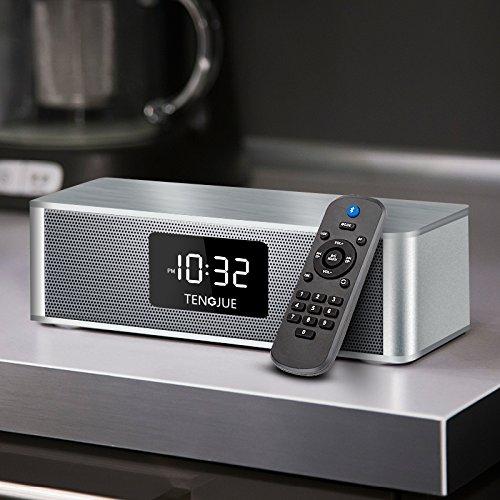Bluetooth Lautsprecher Mini Wireless Home Audio subwoofer Auto Outdoor portable grau - Component-subwoofer Auto-subwoofer