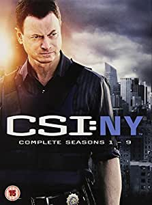 CSI New York: The Complete Collection DVD UK Import