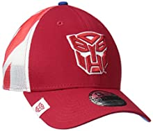 1e925885f00 New Era Cap Men s Logo Wrapped Autobot 39thirty Stretch Fit