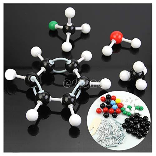 ZOUCY Modell für Kinder, Organische Chemie - Wissenschaftliche Atome Molekulare Modelle Teach Set Kit