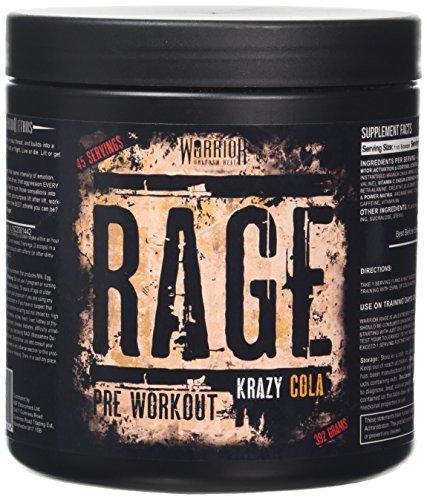Warrior-Supplements-Rage-392-g-Killa-Cola-Pre-Workout-Powder