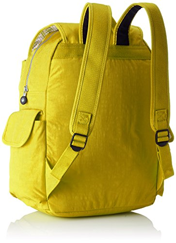 Imagen de kipling  city pack l   grande  mustard yellow  amarillo  alternativa