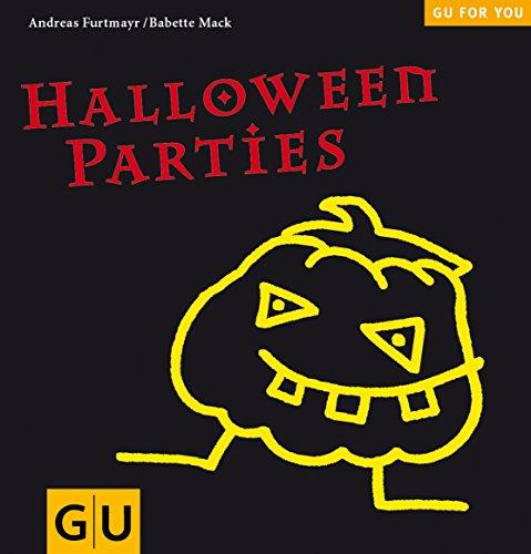 U GU for You) (Rezepte Halloween-party)