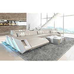 Diseño Conjunto de Muebles Para Salón APOLLONIA C FORMA CON LED