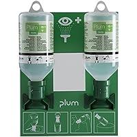 Plum 4694–Estación de limpieza de ojos con 2botellas