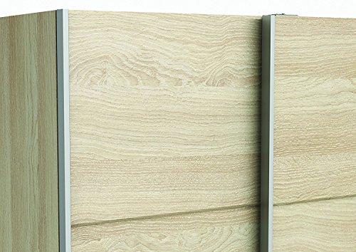 Decorazione Ante Armadio : Kleiderschrank armadio fast 120 a 2 ante decorazione in legno