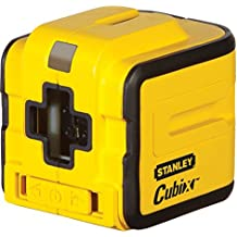 Stanley STHT1-77340 Cubix Cross Line Laser (Yellow)