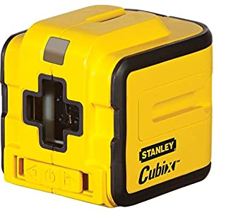 STANLEY STHT1-77340 - Nivel laser cruz Cubix (B00DDZBA30) | Amazon price tracker / tracking, Amazon price history charts, Amazon price watches, Amazon price drop alerts