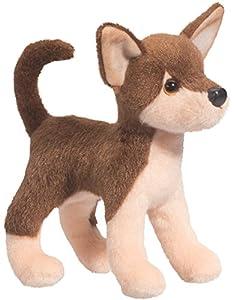 Cuddle Toys 405820cm de Largo, Pepito Chocolate Chihuahua de Peluche