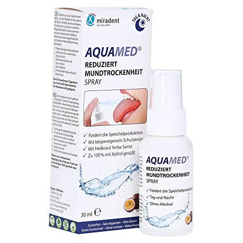 MIRADENT Aquamed Mundtrockenheit Spray 30 Milliliter