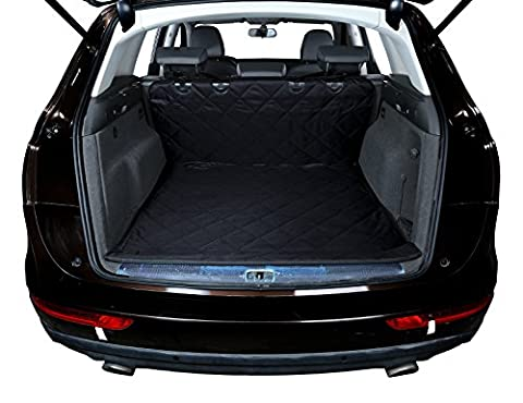 Car Boot Liner Protector, Alfheim Nonslip Waterproof Boot Liner For CAR SUV Trunk , Cargo Liner For Pets, Durable and Washable Dog Car Seat Cover(XL)