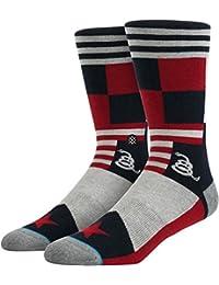 Stance Colbert Socks Red