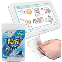 DURAGADGET Toallitas Especiales para Limpiar La Pantalla De Tablet Educa Touch - Érase una Vez |