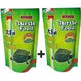 2 pack of Taiyo turtle food 50g - AMD1288