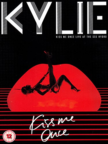 Kylie Minogue - Kiss me once - Live at the SSE Hydro (DVD+2CD)