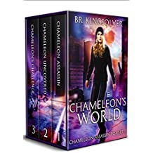 Chameleon's World: Chameleon Assassin Box Set 1