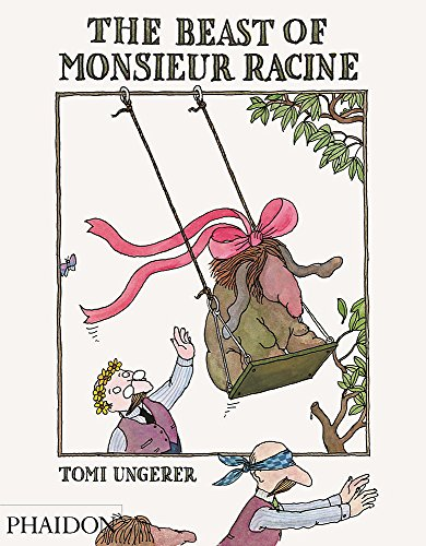 The beast of Monsieur Racine. Ediz. illustrata (Libri per bambini)
