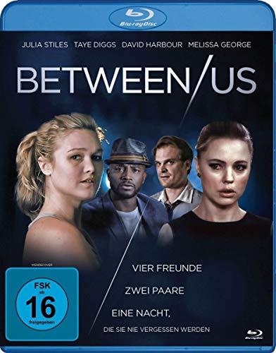 Between Us (Blu-Ray)