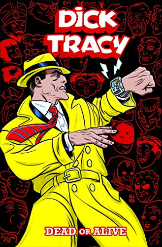 (Dick Tracy: Dead or Alive)