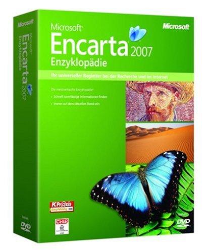 Microsoft Encarta 2007 Premium (+ Encarta Kids)
