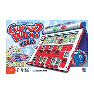 Funskool Guess Who Extra
