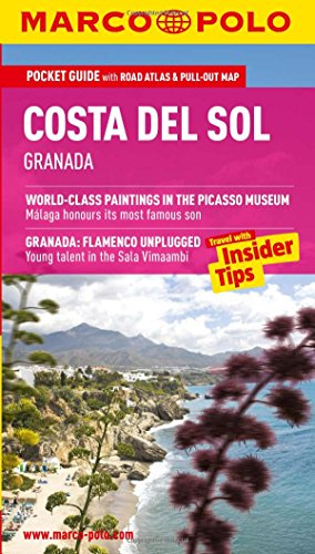 Costa Del Sol (Granada) Marco Polo Pocket Guide (Marco Polo Travel Guides)