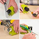 Electric Automatic Knife Sharpener Kitch...